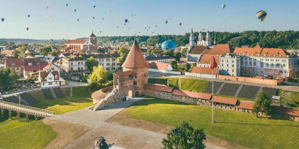 Cathedral Park Jazz Festival 2020.Visit Kaunas The Papal Visit In Kaunas Useful Infomation