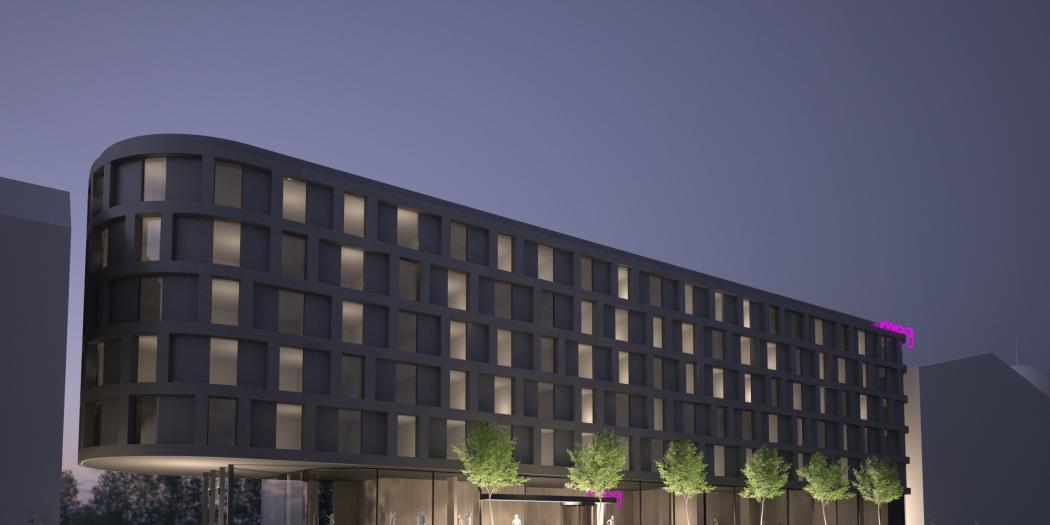 Visit Kaunas - Moxy by Marriott to be Opened in Kaunas