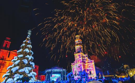 Cathedral Park Jazz Festival 2020.Visit Kaunas Visit Kaunas