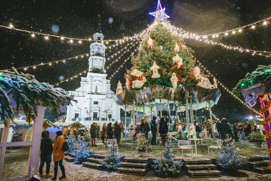 Visit Kaunas - Christmas Season in Kaunas'2018: Mark Your